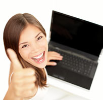 happy-woman-with-laptop