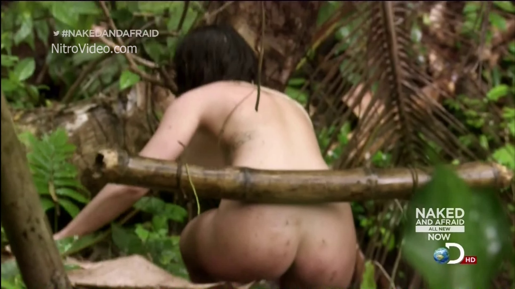Naked And Afraid Sexy