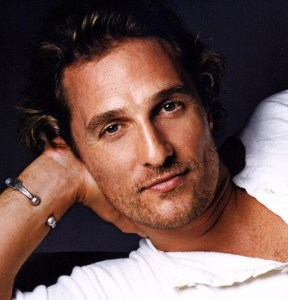 Matthew McConaughey lovers changes